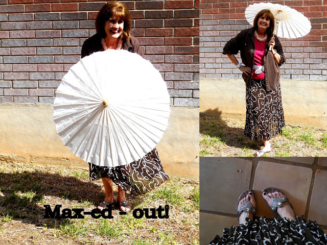 Maxi?…Unmatched?…Whatever Word, One Great Look