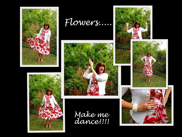 EBEW: Florals….I Feel Like Dancin'!!