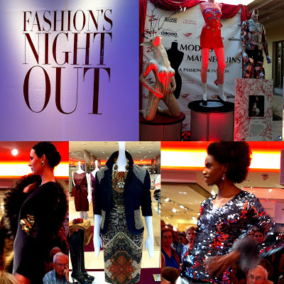 FASHION'S NIGHT OUT….SA STYLE!!