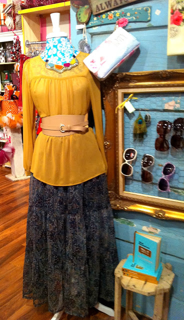 Boutique Shopping and the ABCs
