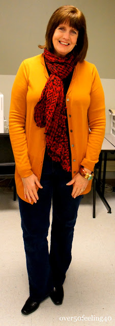 Cardigans for Crazy Weather