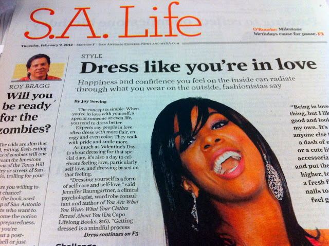 Friday Fashion Headlines