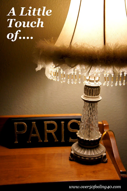 Parisian Influences:  Date Night In Paris (well sort of…)