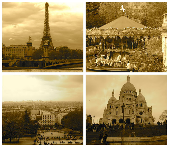 Paris Through Her Eyes