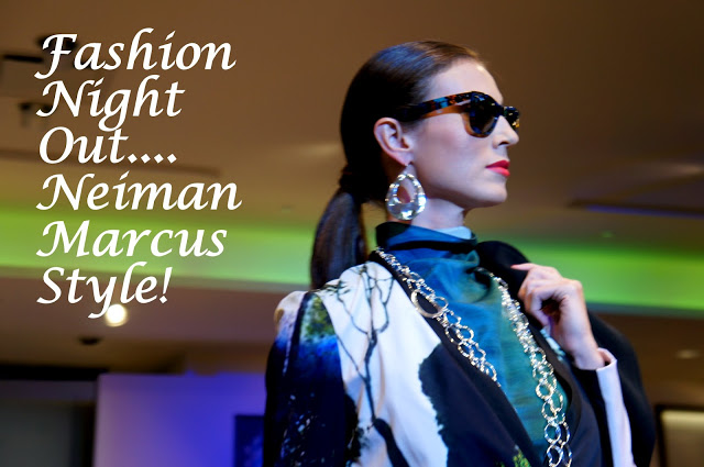 Fashion Night Out – Neiman Marcus Runway Show