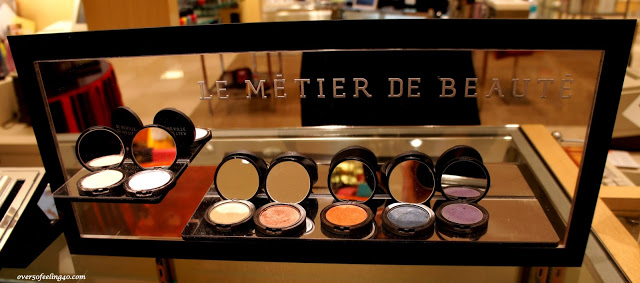 Le Metier de Beaute and Larre!