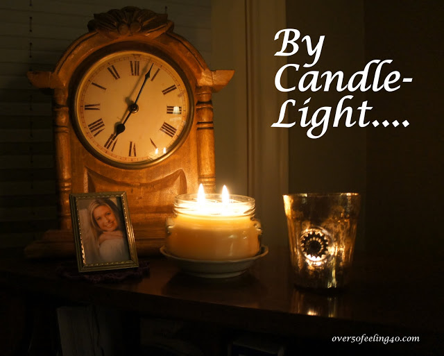 Candles, Coffee…and Cedar Fever!