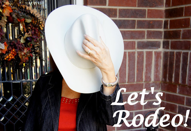 Rodeo Wear and BBQ: Texas Style!
