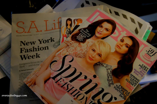 News From NY Fashion Week!