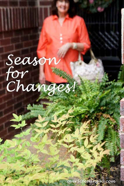 Styling for Changes and A HUGE Foxcroft Giveaway!