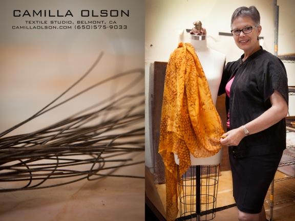 Reinvention After 50: Camilla Olson, Biochemist to Fashion Designer