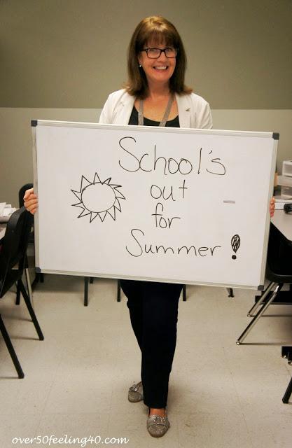 Summertime, Summertime, Sum,Sum, Summertime….