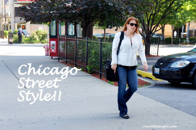Chicago Street Style!