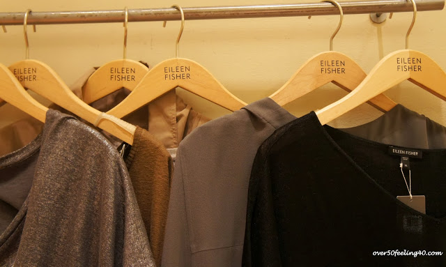 Eileen Fisher…Top of My Shopping List!!