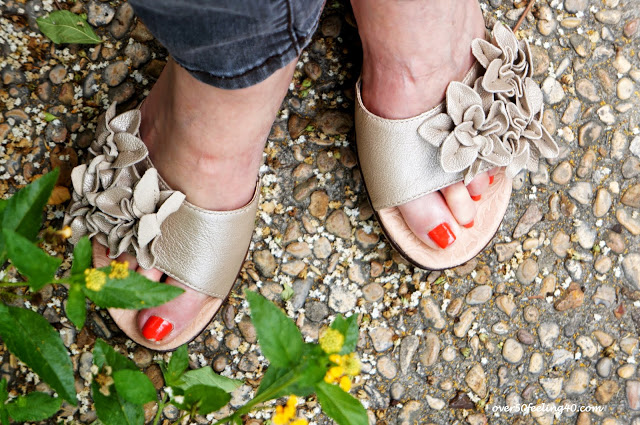 Famous Footwear: Relief for Vacation Feet!