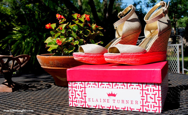 Elaine Turner's Smokein' Shoes for a Sizzlin' Summer