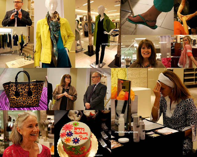 Best Birthday Ever! Celebrated with Saks Fifth Ave, IOMA-Paris, and Friends!