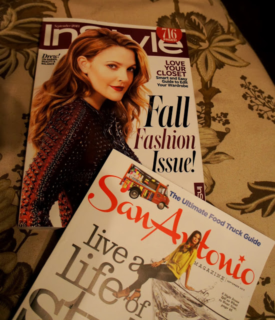 Fall Fashion Magazine Time!!