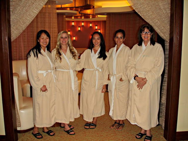 JW Marriott's Lantana Spa: You've Earned It!