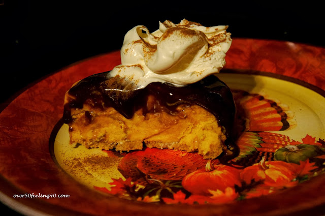 An Awesome, Yet Different Pumpkin Pie