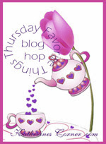 Thursday Blog Hop Time and a Look Back!!
