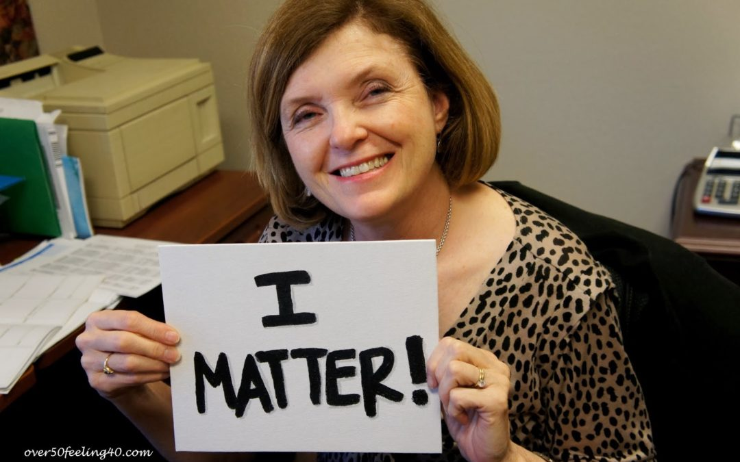 I Matter: Humility, Teachablity, and Patience!