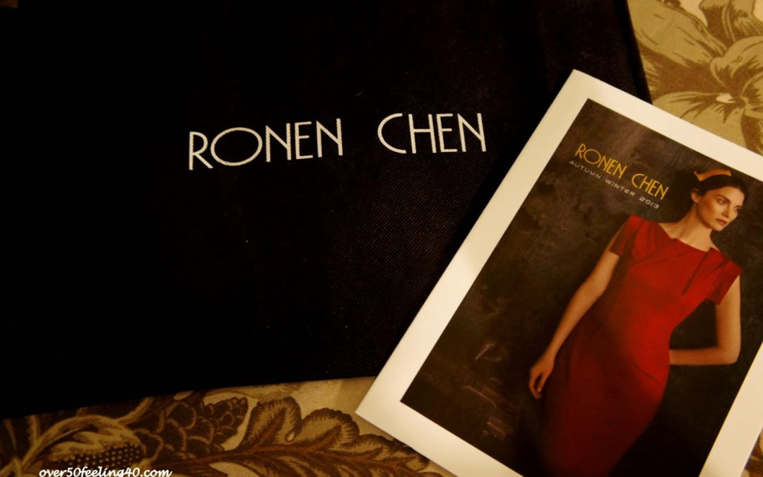 Ronen Chen: Beautiful Options