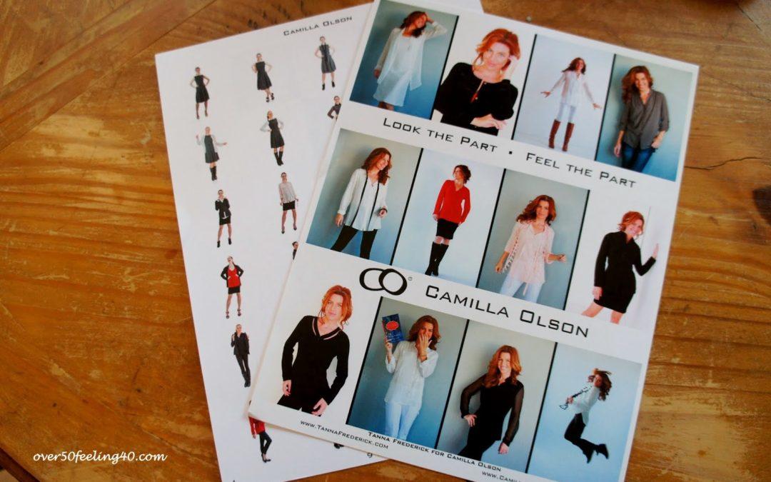 Camilla Olson Designs…Wardrobe Building from Nine Pieces!
