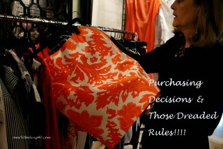 Fashion Rules…Love Them or Hate Them?