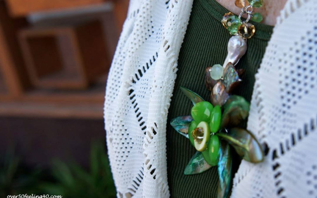Azores Inspired Jewelry Online Wednesday!