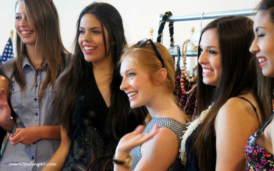 Fashion Success…Goodwill Hits the Runway!