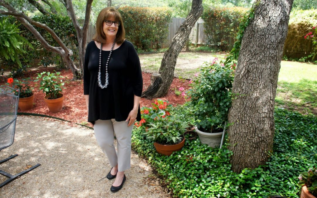July Celebrations Start with Eileen Fisher and Fashion Flash!!