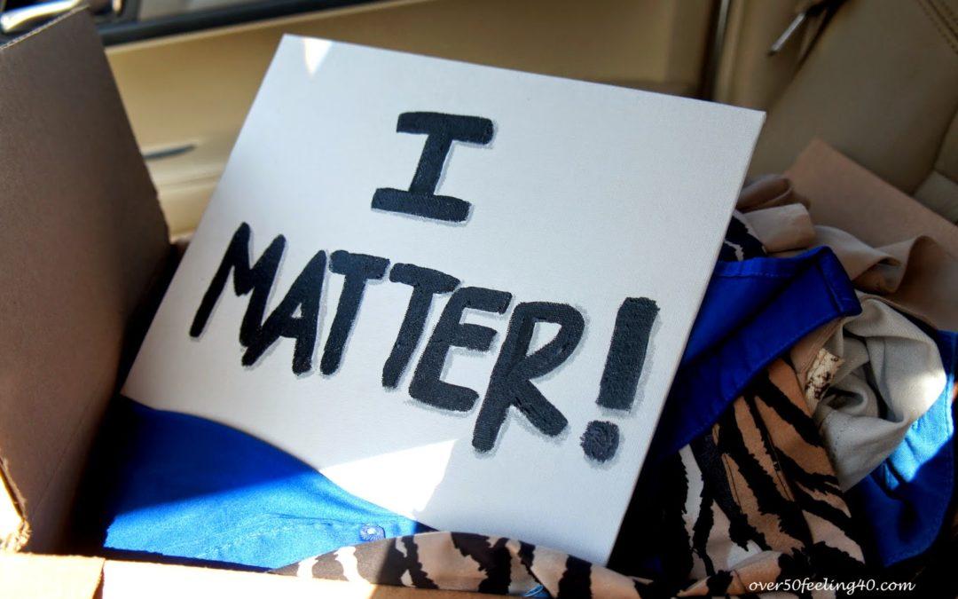 Low Self Esteem: A Problem or Not?  Plus Thursday's Blog Hop!!