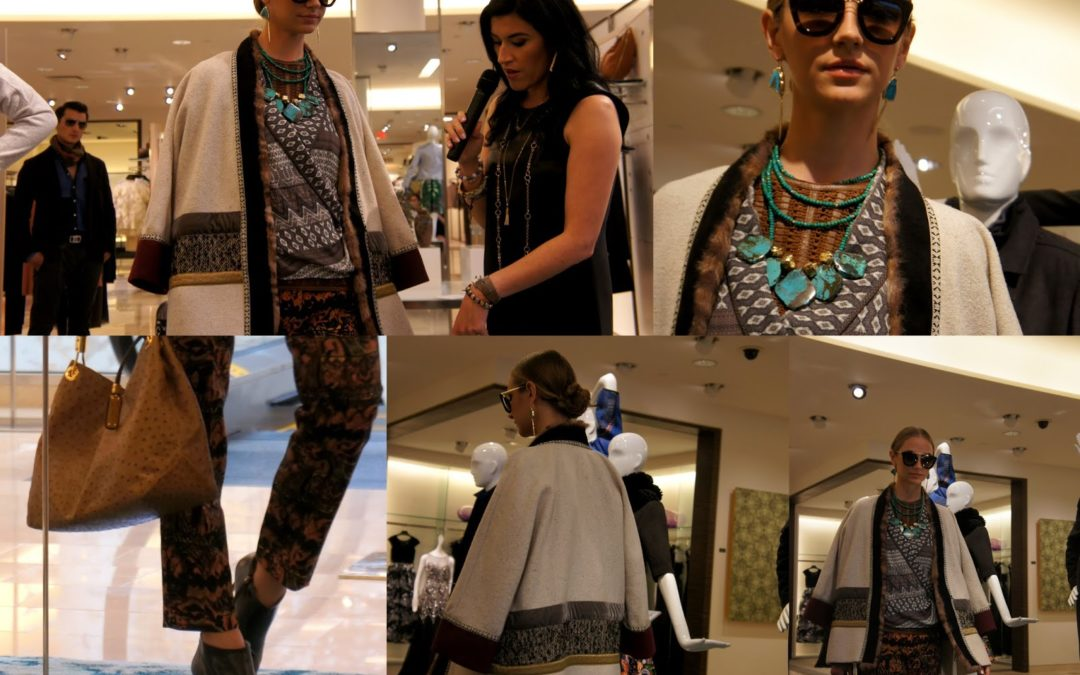 Fall Fashion 2014: Global Chic at Neiman Marcus