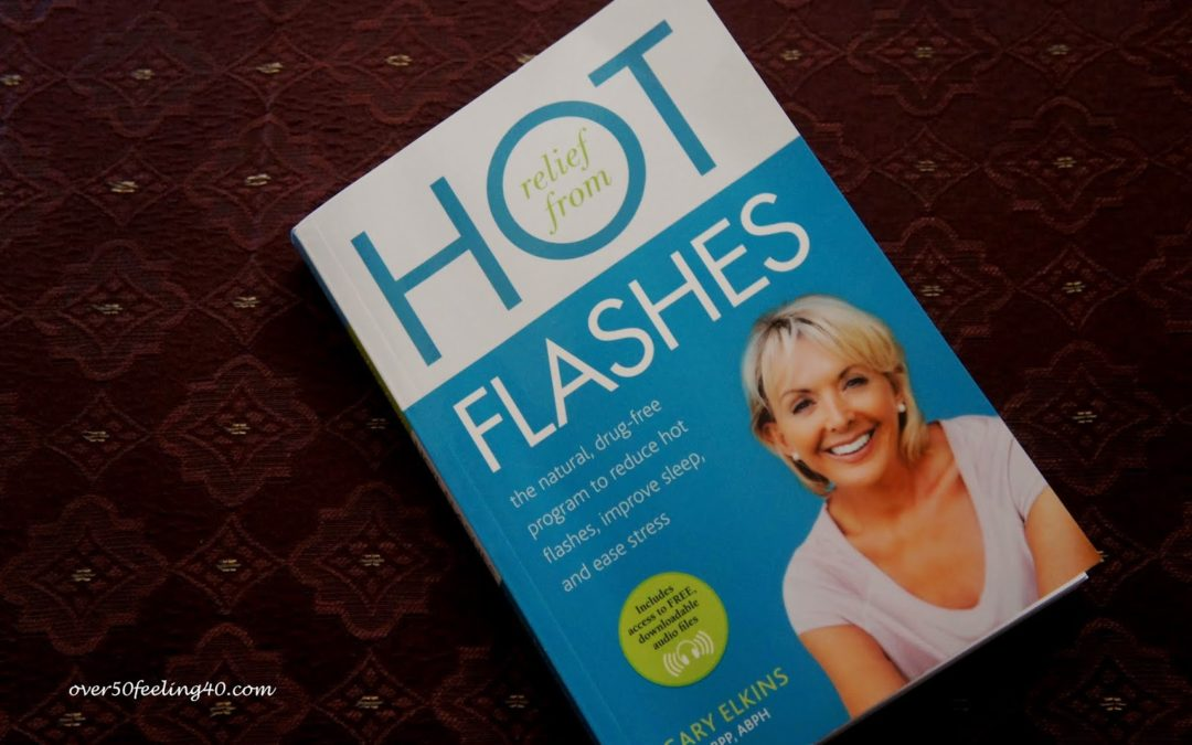 Relief from Hot Flashes: A New Natural Alternative + We Have A Winner!