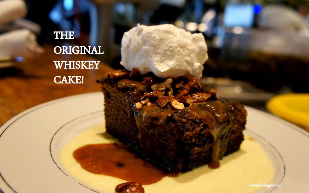 San Antonio…You Are Going to Love Whiskey Cake!