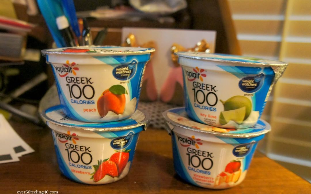 Yoplait Greek 100:  Power Snack for Weight Wellness