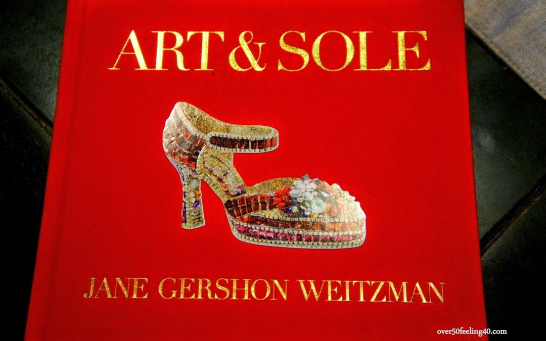 Art & Sole: A Fun Coffee Table Book