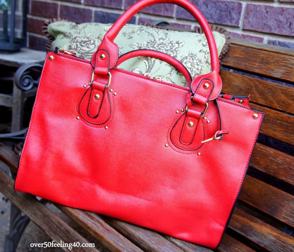 robert matthew handbags putting color in spring over 50 feeling 40