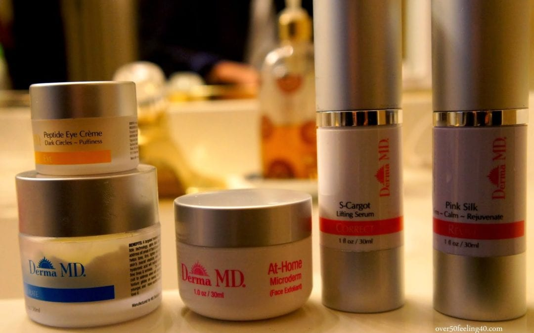 DERMA MD: First Candidate in my search for Skincare!