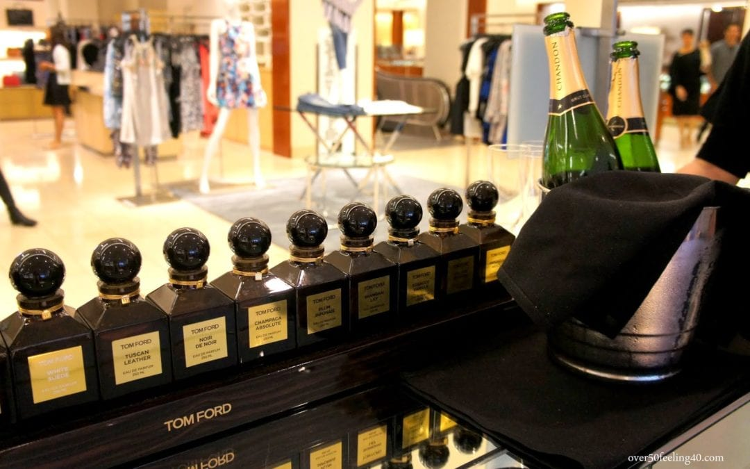 Tom Ford Beauty:  A Unique Shopping Experience