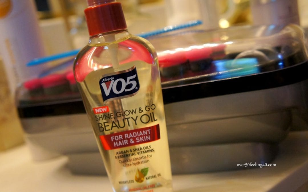 Everything Old is New Again…Alberto VO5 for Hair and Body
