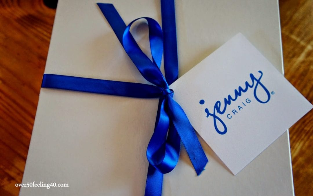 Jenny Craig: An I MATTER GIFT….Plus The Thursday Blog Hop!
