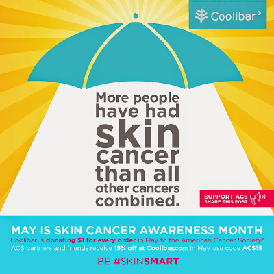 New Information on Skin Cancer and Intro to Coolibar