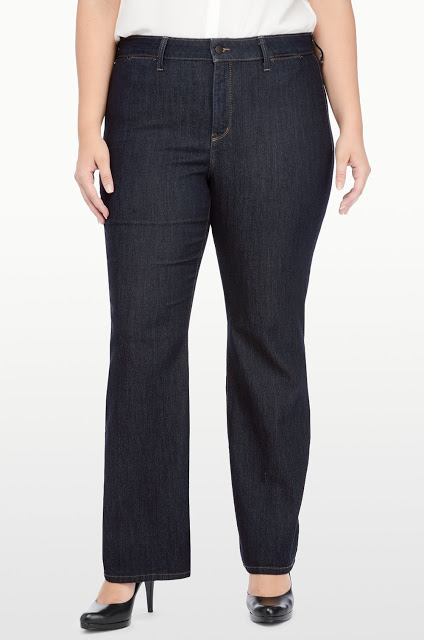 NYDJ: Slimming Jeans with Reliable Fit