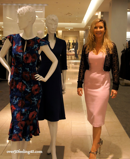 Saks Fifth Avenue Presents Laurel Berman and Black Halo
