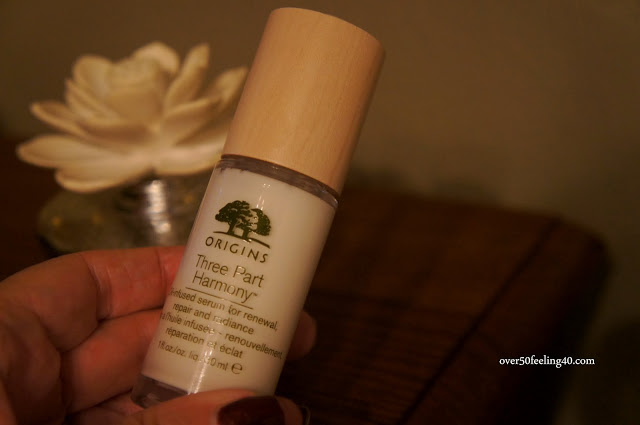 Introducing Origins Three Part Harmony Skincare