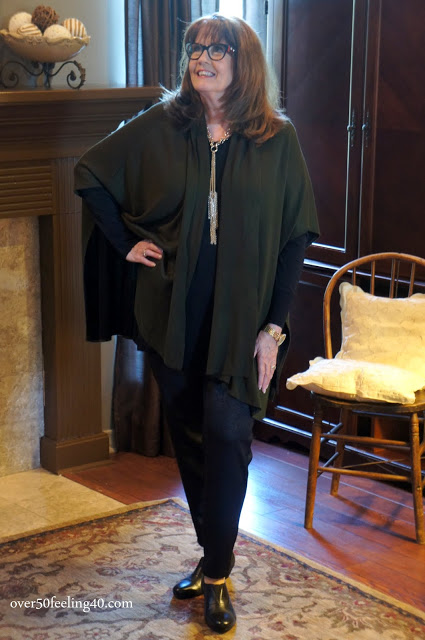 Fall 2015 Ponchos, Leggings, Pumps….Oh My!