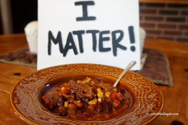 Perfect Time for Healthy Chili!