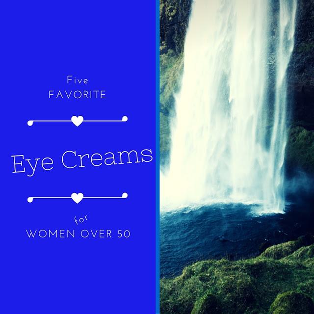 5 Favorite Eye Creams for Women Over 50